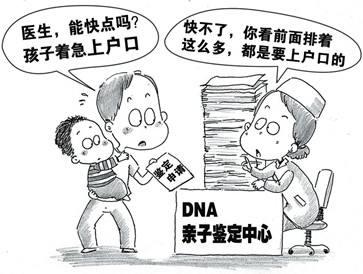 黄南办理入户dna鉴定方法是怎么样的?